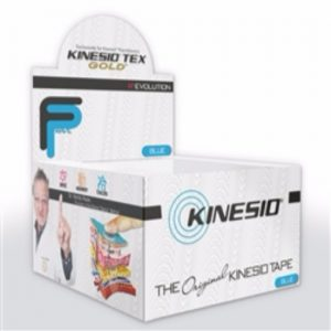 Kinesio Tex Gold FP Box of 6 Tape