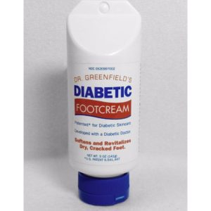 Dr. Greenfield Diabetic Foot Cream